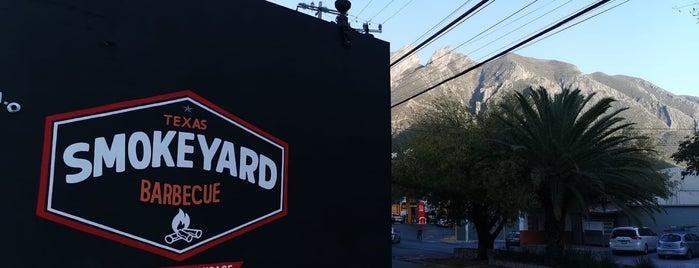 Texas Smokeyard Barbecue is one of Orte, die Daniel gefallen.