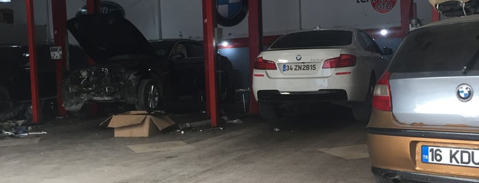 BMW İlhanlar Otomotiv is one of Lieux qui ont plu à Zyn.