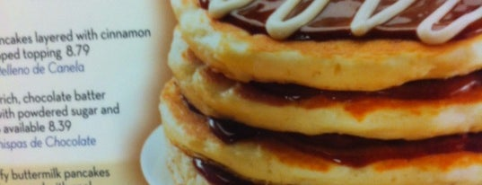 IHOP is one of Breakfast Spots-To-Do List.
