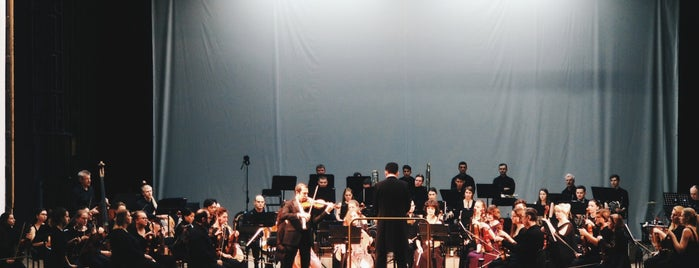 Зал Костромского Губернского Симфонического Оркестра is one of Posti che sono piaciuti a Olga.