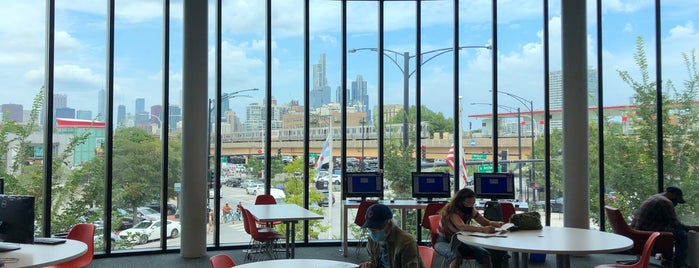 Chicago Public Library is one of Illinois's Greatest Places AIA.