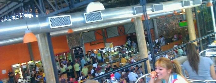 Patio de Comidas Los Jardines is one of Mike : понравившиеся места.