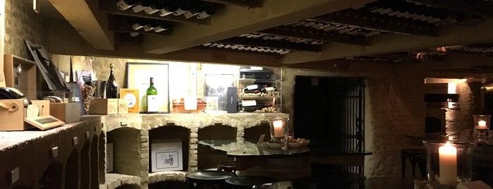 wine cellar by Colvenier🍷🍷🍷 is one of Locais curtidos por ™Catherine.