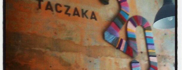 Taczaka 20 is one of Śladami poznańskiego hipstera.