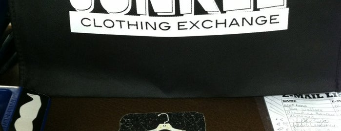 Junkee Clothing Exchange is one of Reno.