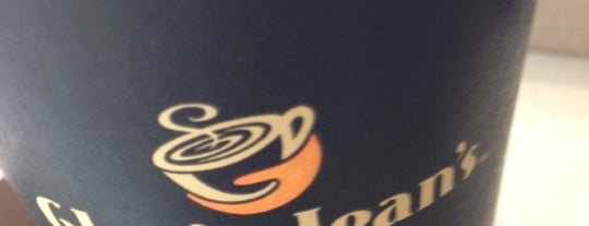 Gloria Jean's Coffees is one of Cafe's.