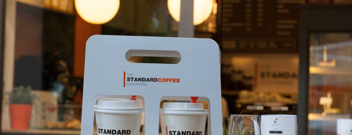 The Standard Coffee Enterprise is one of Chill.