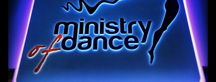 Ministry Of Dance (MOD) is one of Oralさんのお気に入りスポット.