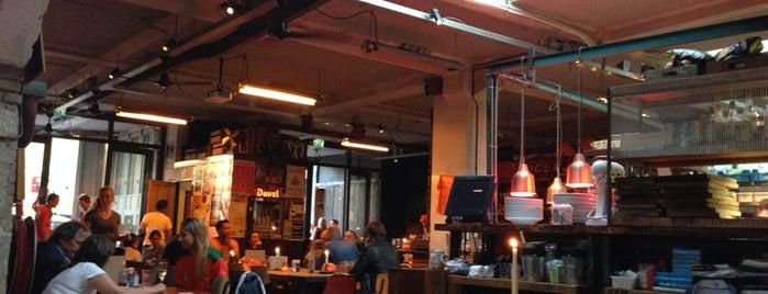 Van Mechelen is one of Coworking in progress, Amsterdam.