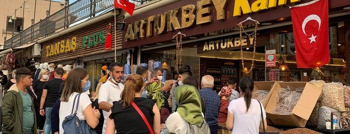 Artukbey Kahve is one of Tempat yang Disukai Aylin.