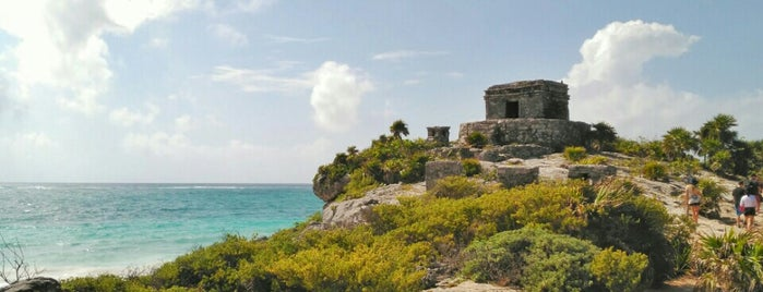 Secret Mayan Ruins is one of 🌴Tulum🌴.