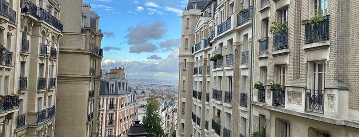 Square Claude Charpentier is one of Paris da Clau.