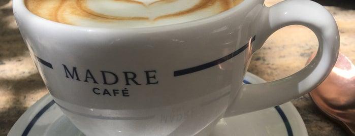 Madre Café is one of Lugares guardados de Oscar.
