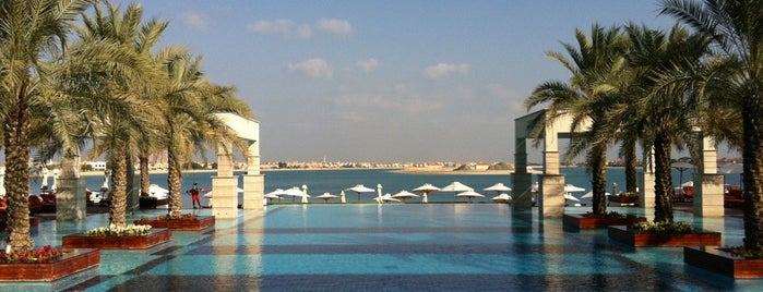 Private Pool & Beach - Jumeirah Zabeel Saray is one of Outdoors.