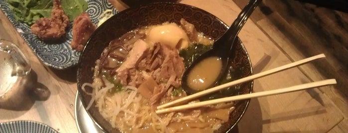 Ramen Izakaya Goku is one of SF: To Eat.