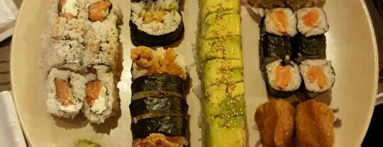 I Love Sushi & Teppan Grill is one of Orte, die Amelia gefallen.