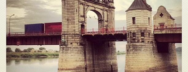 Мост Королевы Луизы is one of Калининград.