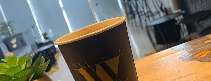 W Cafe is one of สถานที่ที่บันทึกไว้ของ Queen.