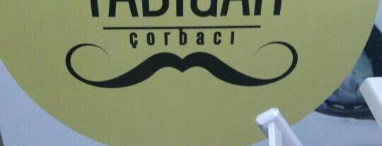 Babadan Yadigar Çorbacı is one of K.