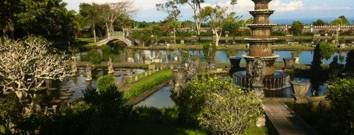 Tirta Gangga Water Palace is one of DENPASAR - BALI.