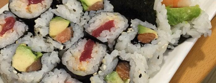 Arito Sushi is one of restos.