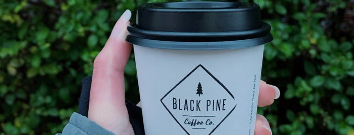 Black Pine Coffee Co is one of Glasgow.