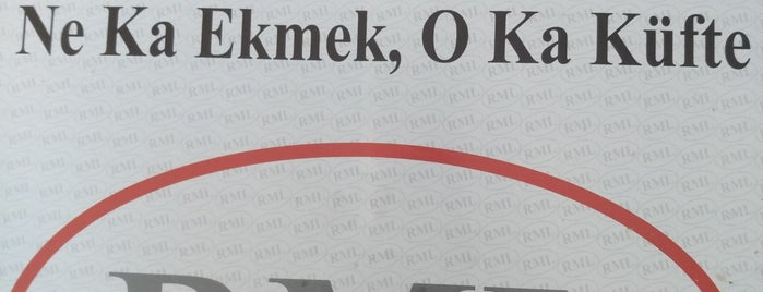 Rumeli Küftecisi is one of Locais curtidos por Can.