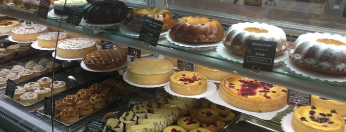 Pattison's Patisserie is one of Tempat yang Disukai Lisa.