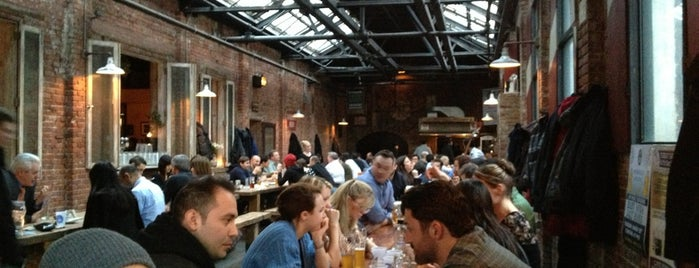 Radegast Hall & Biergarten is one of New York.