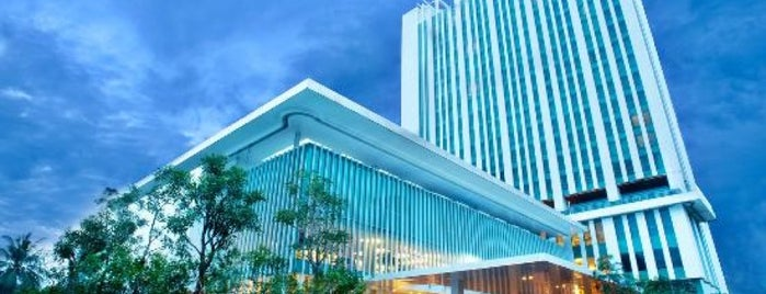 JS Luwansa Hotel & Convention Center is one of Best of Jakarta Food.