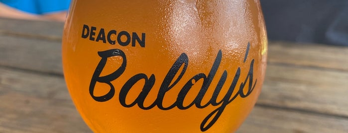 Deacon Baldy's Bar and Food Trucks is one of Bar.