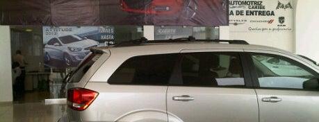 Chrysler Automotriz Caribe is one of Lugares favoritos de Juan.