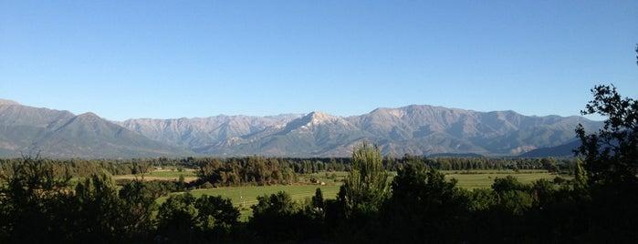 Pirque is one of Santiago / 2013.