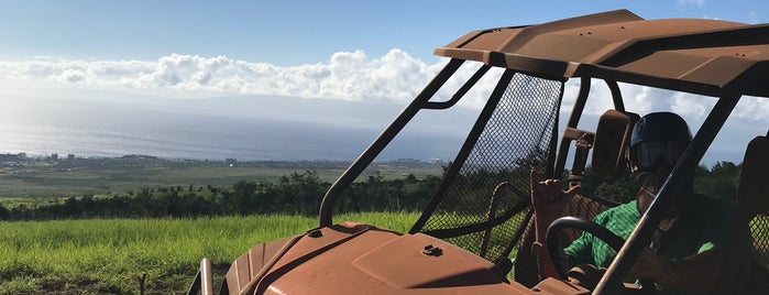 Kahoma Ranch is one of Maui.