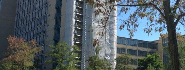 Conti-Campus is one of Tempat yang Disukai Kübra.