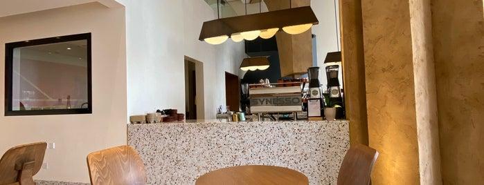Elixir Bunn Coffee Roasters is one of Orte, die Waleed gefallen.
