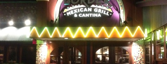 On The Border Mexican Grill & Cantina is one of pub.