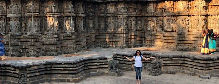 Somanathapuram Temple is one of Sarah 님이 좋아한 장소.