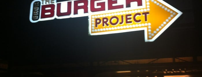 BRGR: The Burger Project is one of Top 10 dinner spots in Quezon City, Philippines.