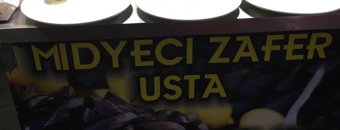 Midyeci Zafer Ustanın Yeri is one of สถานที่ที่บันทึกไว้ของ Emre.