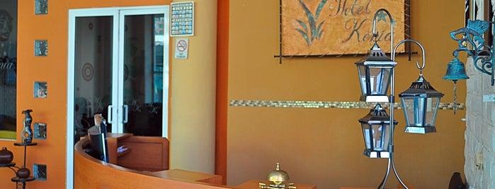 Hotel Kenia is one of Lugares favoritos de Oscar.