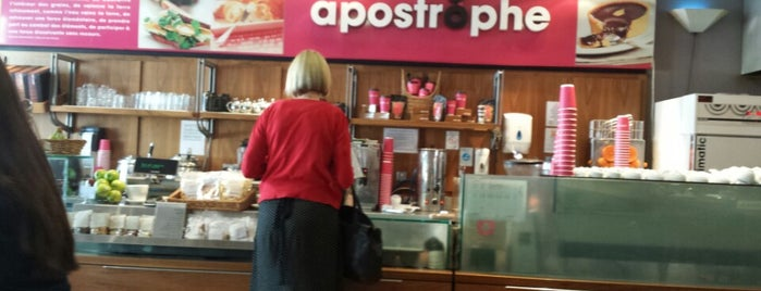Apostrophe is one of The Next Big Thing.