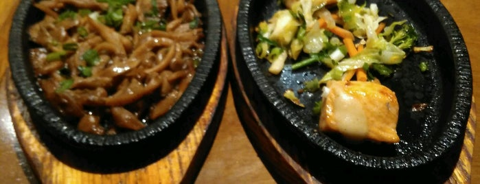 Sambai Sushi is one of Marina 님이 좋아한 장소.