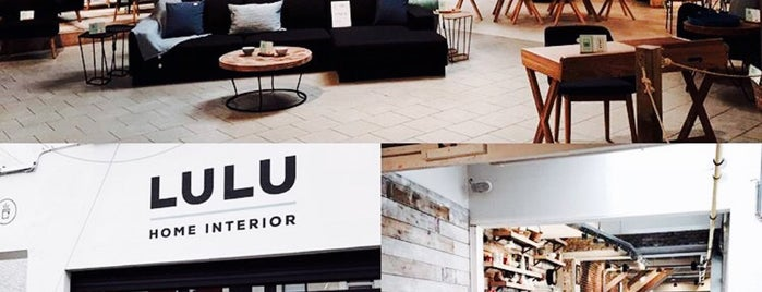 LuLu Home Interior & Café is one of Brussels.