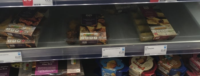 Co-op Food is one of Orte, die Barry gefallen.