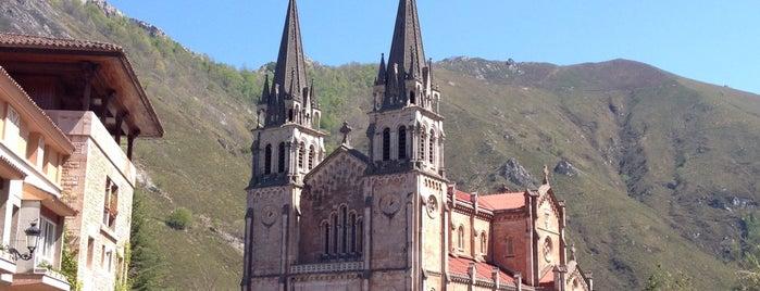 Santuario de Covadonga is one of Vacançes 2014.