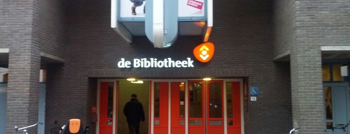 Centrale Bibliotheek Enschede is one of Dennis 님이 좋아한 장소.