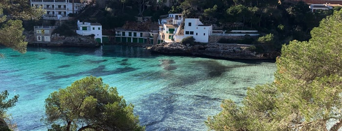Cala Santanyí is one of Mallorca.