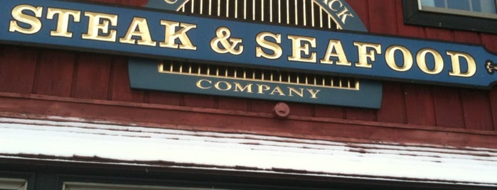 Great Adirondack Steak and Seafood is one of lake.placid.