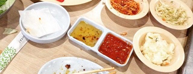 Jun Jac Gu Ry Korean BBQ is one of Tempat yang Disukai Ben.